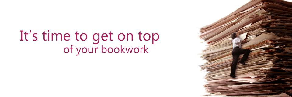 on-top-of-bookwork